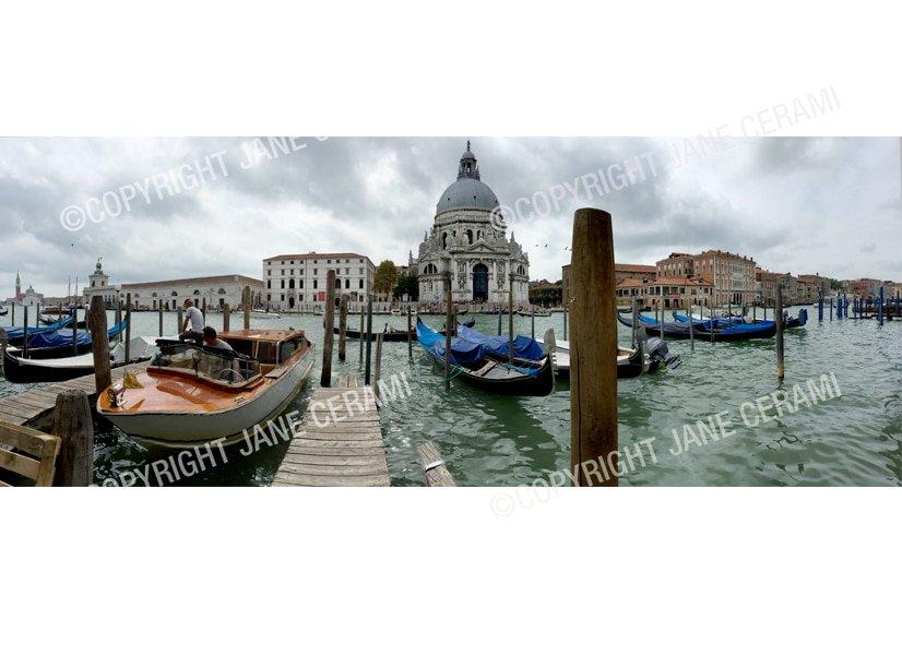 View Of Santa Maria Della Salute, Venice
