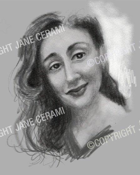 Portrait Of K